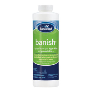 banish algae killer by bioguard for sale in colorado springs