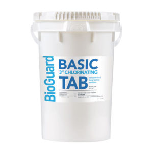 basic chlorinating tab by bioguard for sale in colorado springs