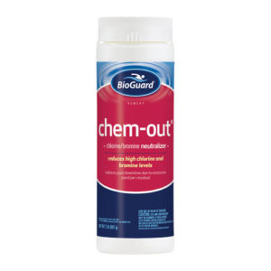 chem-out chlorine / bromine neutralizer by bioguard for sale in colorado springs
