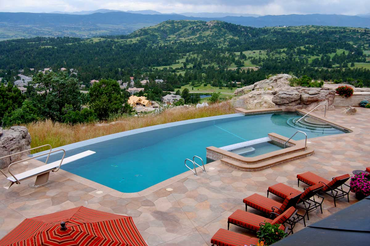 colorado pool installation company