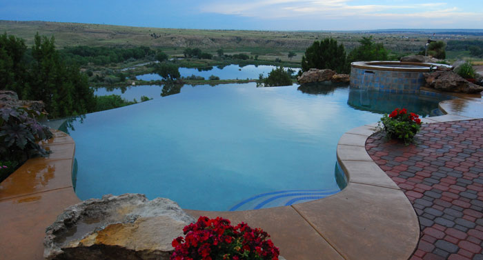 colorado residential pool construction company