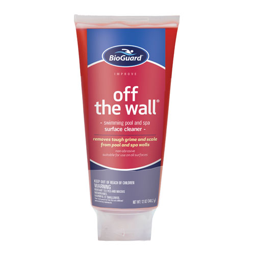 off the wall swimming pool and spa surface cleaner by bioguard for sale in colorado springs