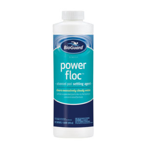 power floc advanced pool settling agent by bioguard for sale in colorado springs